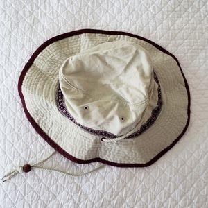 Vintage Sunweave cool hiking / sun hat